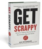 Enter to win a Signed Copy of the Book Get Scrappy {US} – ends 09/10/2016