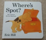 Where's Spot? By Eric Hill E:02/10 – Family Clan