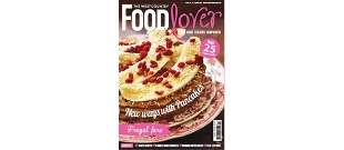 Win a one-year subscription to FOODLOVER! E:28/02