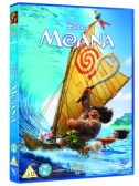 Win Disney Moana on DVD E:03/04