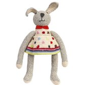 #Win a Anne-Claire Petit Organic Cotton #Crochet #Bunny #Toy E:26/05