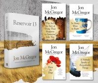 #Win a special editions of John McGregor's Reservoir 13 E:11/05