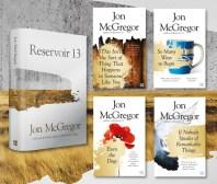 #Win a special editions of John McGregor's Reservoir 13 E:11/05