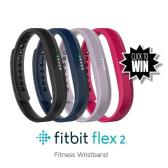 #Win a #Fitbit Flex 2 #Giveaway E:02/05