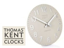 Clock Giveaway – Win a Thomas Kent Dove Grey Mantel Clock Giveaway E:01/05