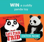 Win a cuddly panda toy! – Scholastic Kids' Club E:05/05