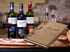 #Win 6 Beronia #wines & pintxo book! E:10/06