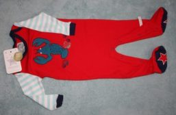Giveaway: Win a Rockin' Baby Laughin Lobster All-in-One E:18/06 – Family Clan Blog