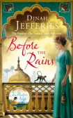 Win a trip to India with Before the Rains by Dinah Jefferies E:15/06
