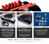 #WIN Technics #Turntable & #Headphones E:12/05 #Technics