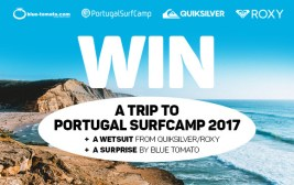 Win a trip to Portugal Surfcamp 2017 E:30/07