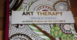 Giveaway : Art Therapy Adult Colouring Book 2 Winners E:27/08 #FamilyClanBlog