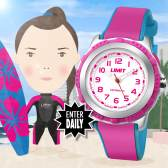 Win a Limit Active Children's Watch E:31/07