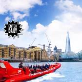 Win a Thames Rockets Speedboat Experience E:06/08