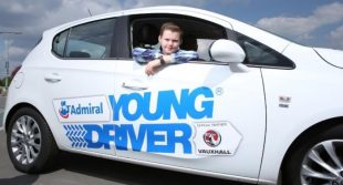 #Giveaway: Jamies Driving Lessons with Admiral Young Driver E:22/10 – #FamilyClan Blog Giveaway
