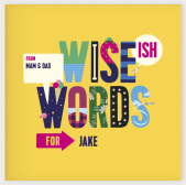 Giveaway – A Wise (ish) Words Book review E23/12- Family Clan Blog
