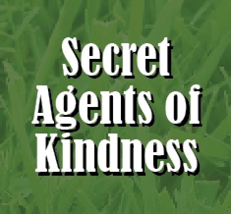 Secret Agents of Kindness