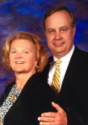 Linda and Terry Gellert