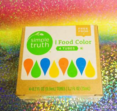Simple Truth Natural Food Color