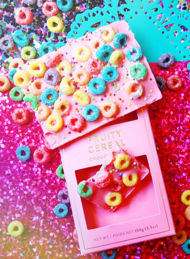 Sugarfina Cereal Collection Gift Set Fruity Cereal Bar