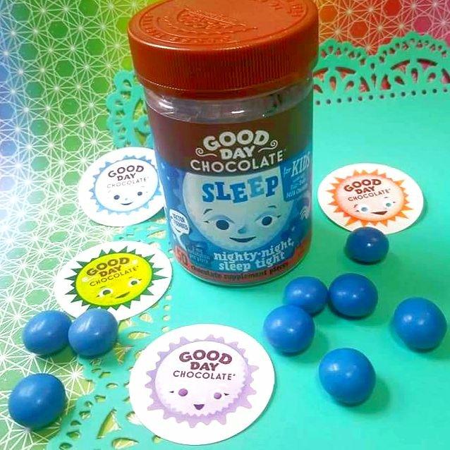 Good Day Chocolate For Kids Sleep supplement