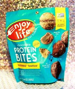 Enjoy Life Foods Gluten-Free Protein Bites - Sunseed Butter