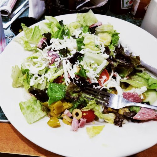 Tony's I-75 Antipasto Salad