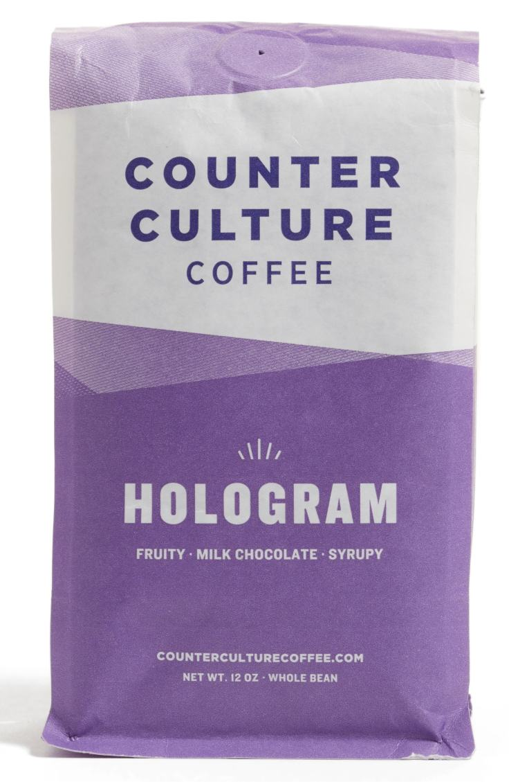 Hologram Whole Bean Coffee Blend COUNTER CULTURE COFFEE