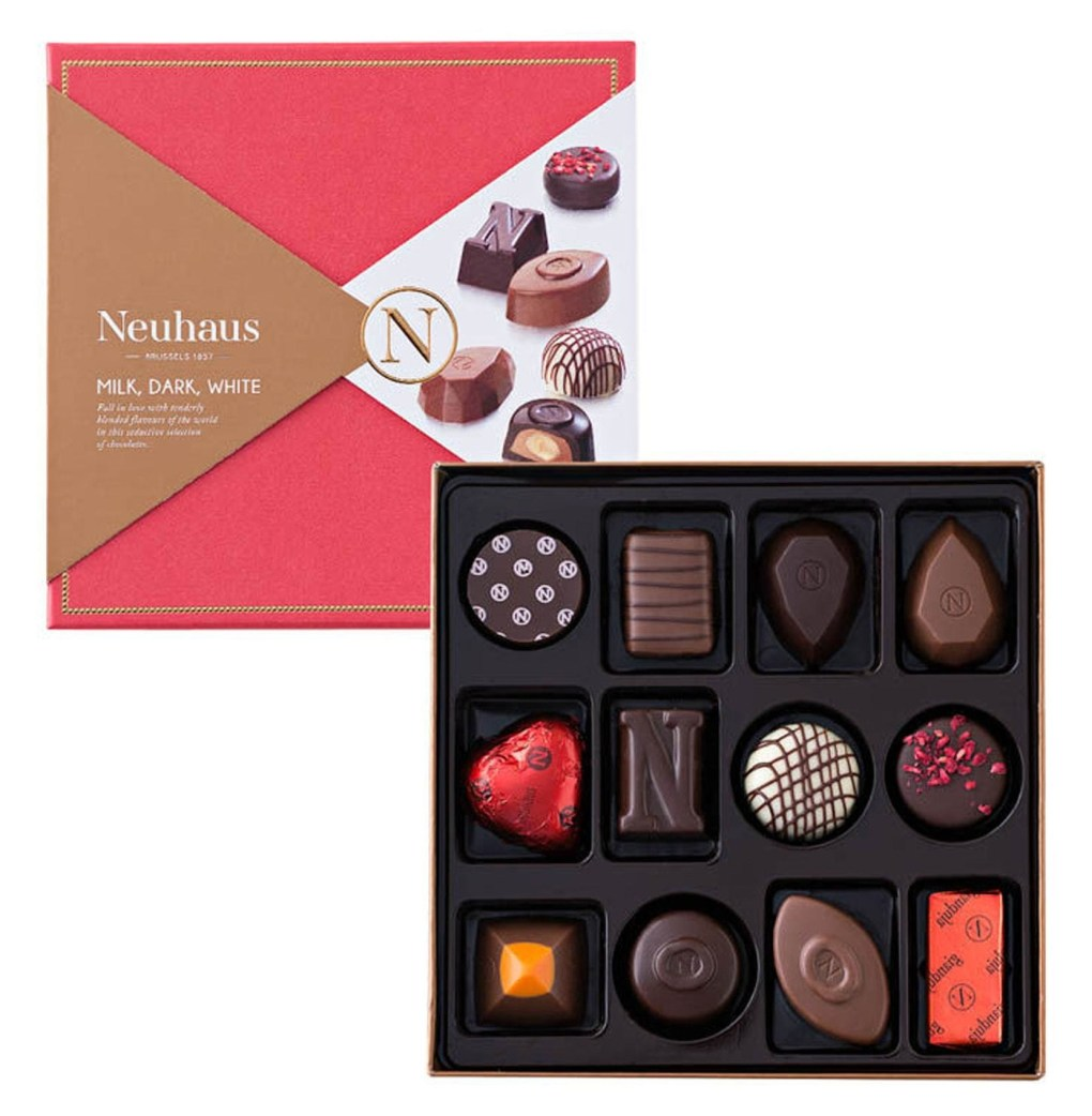 Discovery Collection 12-Piece Chocolate Gift Set by Neuhaus