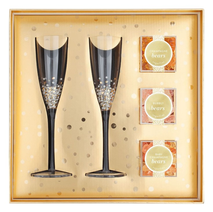 Pop The Champagne Candy Gift Set by Sugarfina