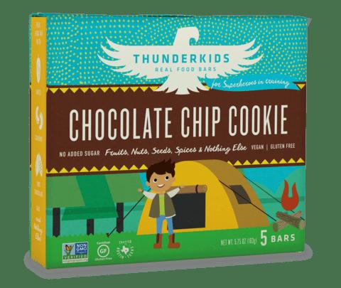 Thunderbird Bar Thunderkids - Chocolate Chip Cookie (image courtesy of thunderbirdbar.com)