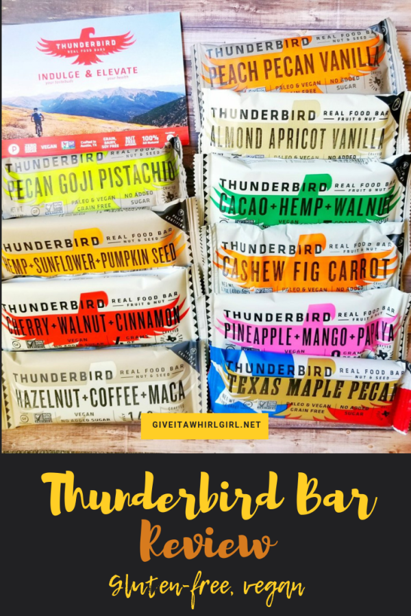 Thunderbird Bar - Snack Bar Review