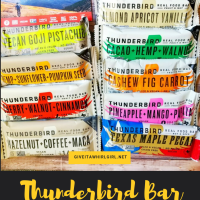 Take Flight And Start Your Day With A Healthy & Nutritious Thunderbird Bar - REVIEW -Tried It Out Tuesday