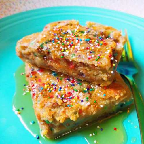unicorn french toast