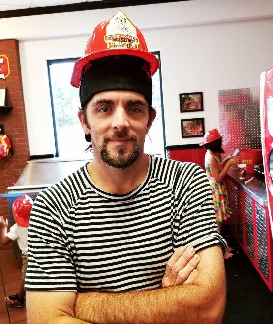 Joe at Firehouse Subs in Roseville, MI