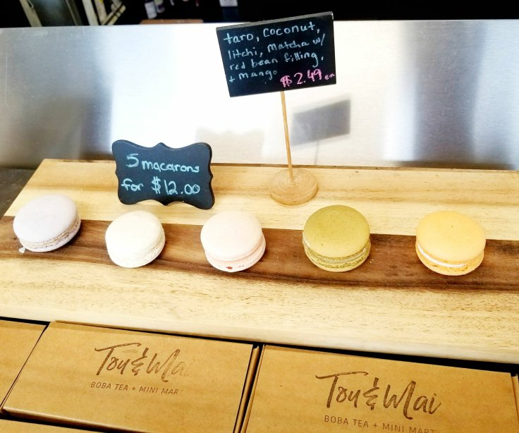 Macarons at Tou & Mai - GIVE IT A WHIRL GIRL