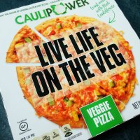 Caulipower Veggie Pizza Doctored Up And On-Point! Gluten-Free and Low-Carb - Frozen Pizza Product Review