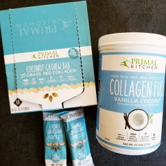 Primal Kitchen Bars Chicago Remodeling Collagen Fuel Powder For Healthy Hair Skin Scoop Of From Goes Great In Coffee And Smoothies