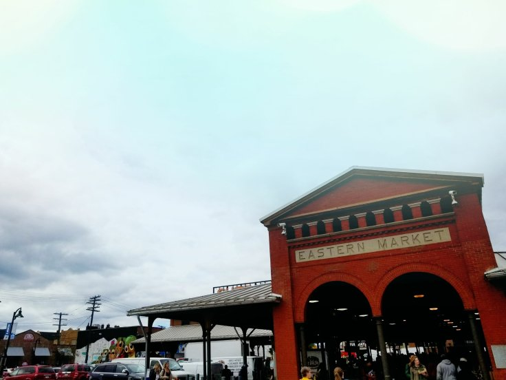 Eastern Market in Detroit, MI
