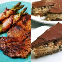 Paleo Cookie Dough Cheesecake and Primal Kitchen Sesame Ginger Ribeye Steaks - Saturday Cooking Adventures