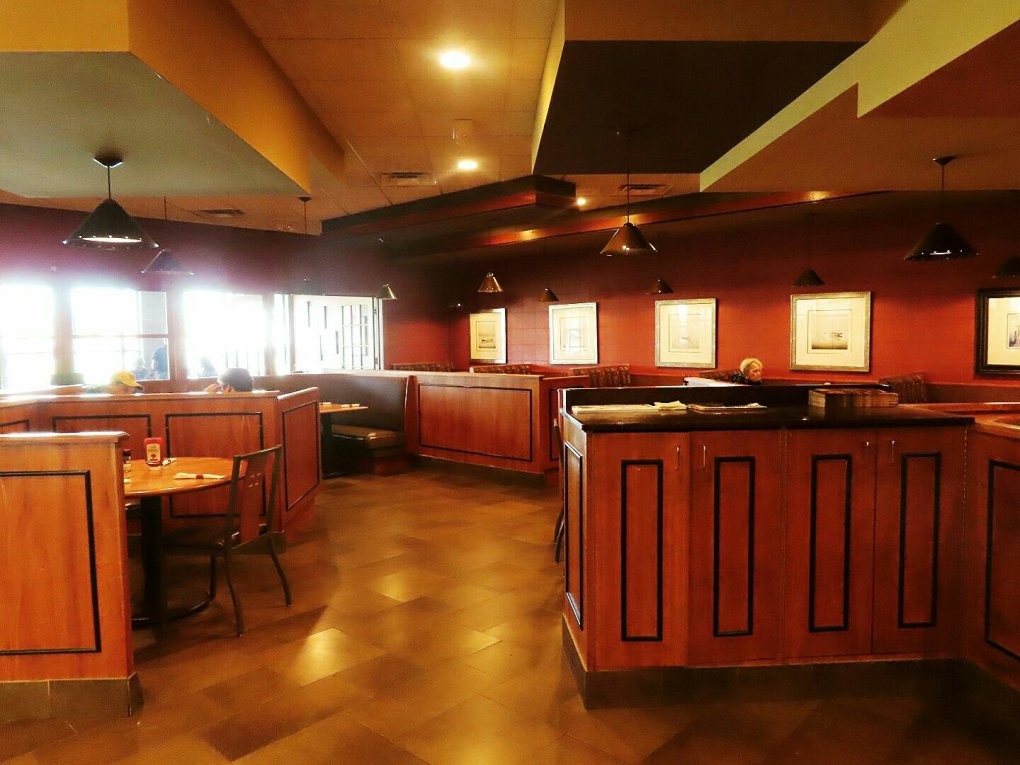 Interior of Olga's Kitchen in St Clair Shores