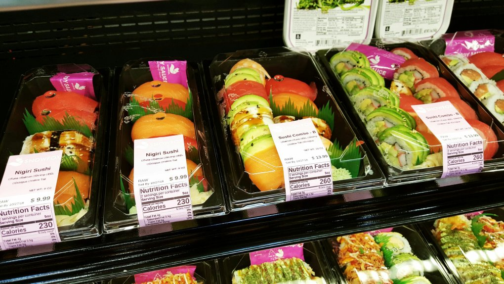 Fresh Sushi At Kroger | REVIEW | Tried It Out Tuesday | GIVE