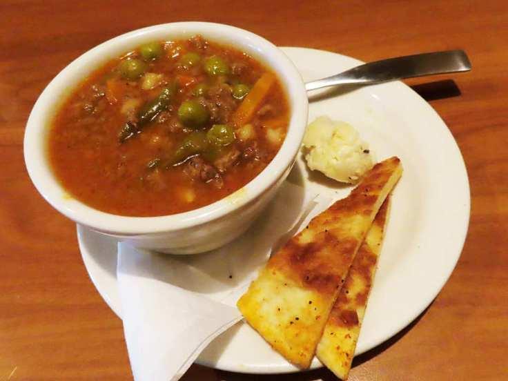Peasant Soup at Olga's