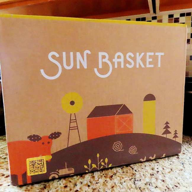 Sun Basket Meal Kit Subscription Box - Review - GIVE IT A WHIRL GIRL