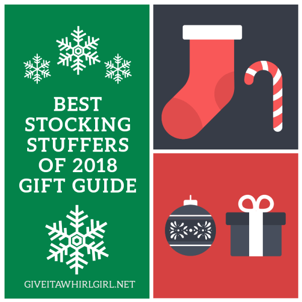 Give It A Whirl Girl - Best Stocking Stuffers of 2018 Gift Guide