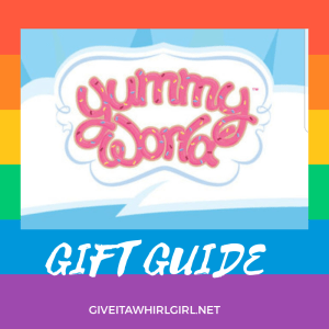 Yummy World - Gift Guide by Give It A Whirl Girl