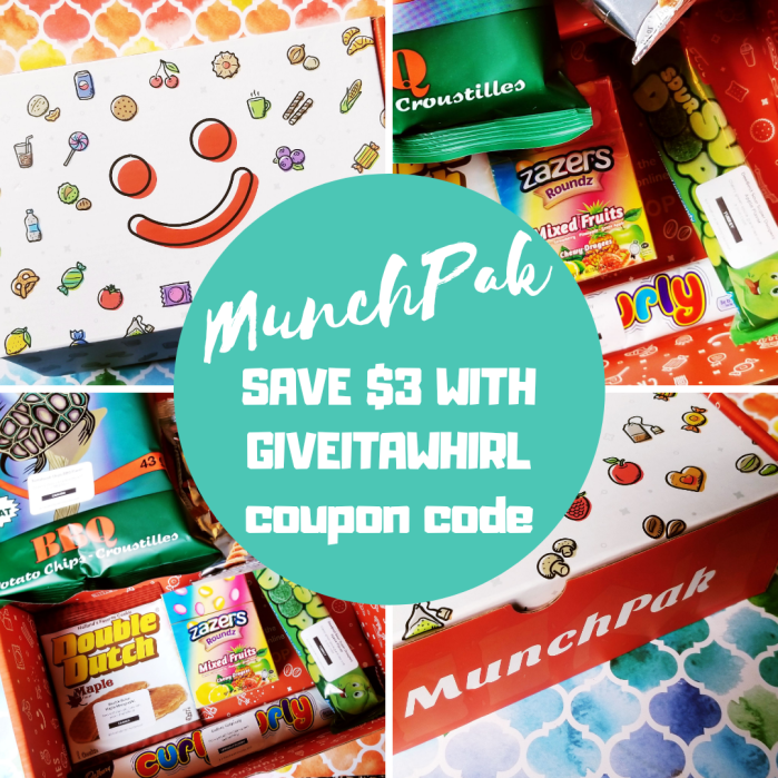 MunchPak Coupon/Discount Code