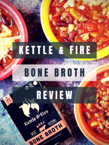 Kettle & Fire Bone Broth Review by Give It A Whirl Girl
