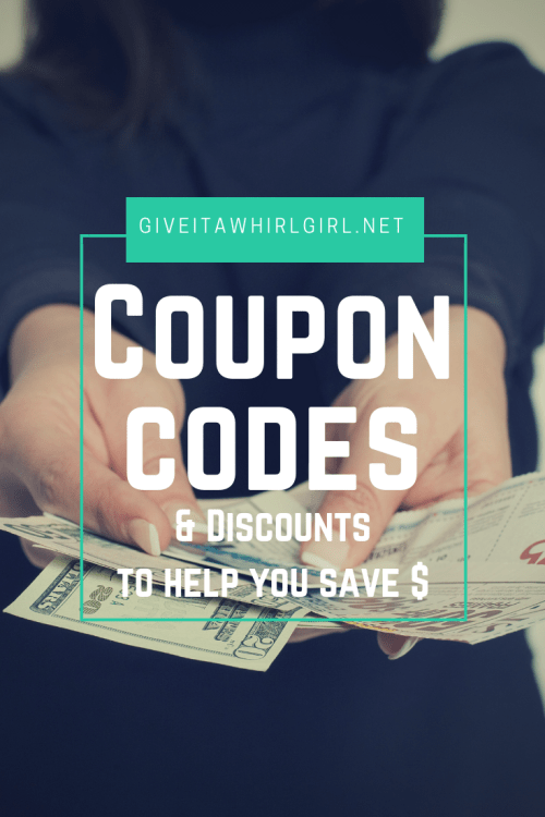 Coupon Codes, Promo Codes, Discounts To Help You Save Money