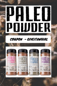 PALEO POWDER COUPON CODE